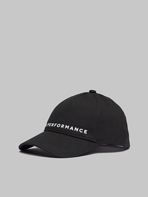 Kepsar - Peak Performance Logo Cap Black