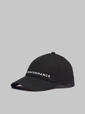 Peak Performance Logo Cap Black