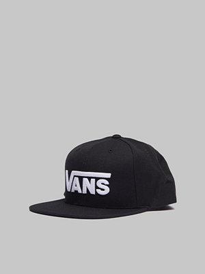 Vans Drop V II Snapback Black / White