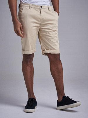 Shorts & kortbyxor - William Baxter Zack Shorts Light Beige