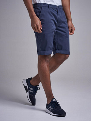 Shorts & kortbyxor - William Baxter Zack Shorts Steel Blue