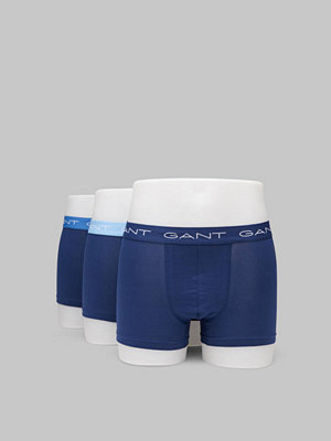Gant 3-pack Seasonal Trunk 423 Persian blue