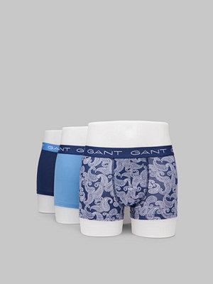 Gant 3-pack Paisley 423 Persian blue