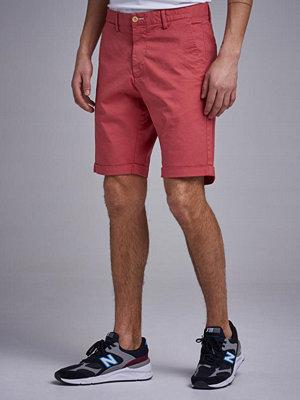 Shorts & kortbyxor - Gant Regular Sunbleached Shorts Mineral Red