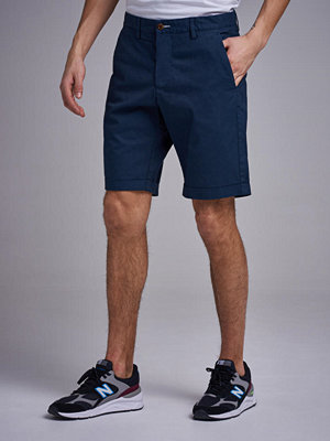 Shorts & kortbyxor - Gant Regular Sunbleached Shorts Marine