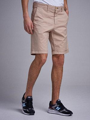 Shorts & kortbyxor - Gant Regular Sunbleached Shorts Dry Sand
