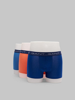 Gant 3-pack Seasonal Trunk 859 Coral orange