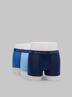 Gant 3-pack Seasonal Trunk 448 Poseidon blue