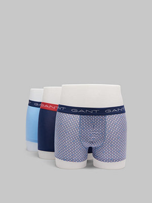 Gant 3-pack Signature Weave 468 Capri blue