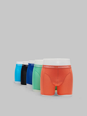 Björn Borg 5-pack Seasonal Solid Sammy Shorts 70481 Aquarius