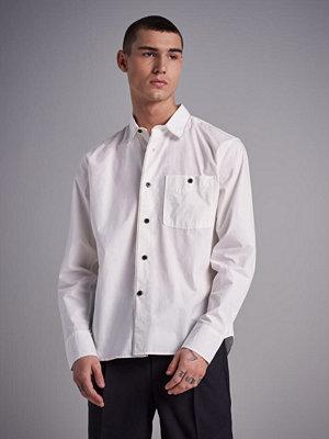 Skjortor - L'Homme Rouge Zig Shirt Off white
