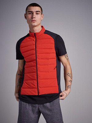 Västar - Sail Racing Race Down Vest Bright Red