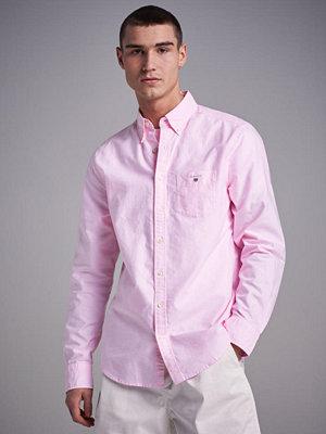 Skjortor - Gant The Oxford Shirt Reg BD Bright Pink