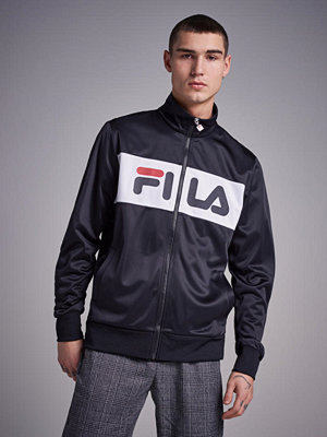 Street & luvtröjor - Fila Balin Track Jacket Black