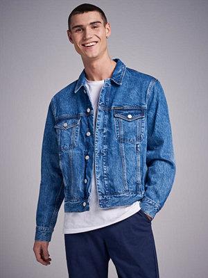 Calvin Klein Jeans Modern Classic Trucker 911 Mid Stone