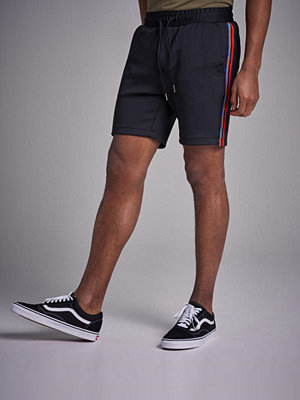 Shorts & kortbyxor - Just Junkies Lopes Main Tape Shorts Black
