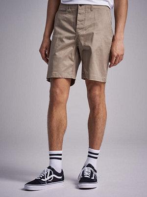 Shorts & kortbyxor - Samsøe & Samsøe College Shorts Khaki