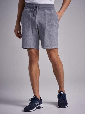 Shorts & kortbyxor - Gant The Original Sweatshorts Dark Grey Melange