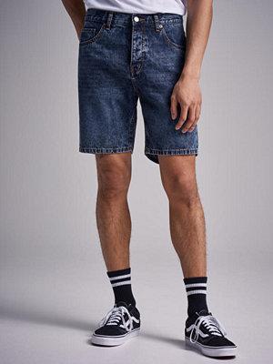 Shorts & kortbyxor - Dr. Denim Bay Short Asphalt Blue