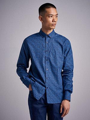 Skjortor - Mouli Lalibert Shirt Blue Rose
