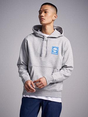 Street & luvtröjor - Timberland Sport Lifestyle Hoodie Light Grey