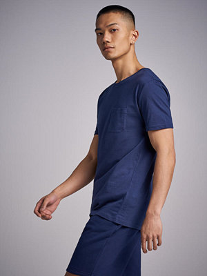 T-shirts - Studio Total Andy SS Tee Navy
