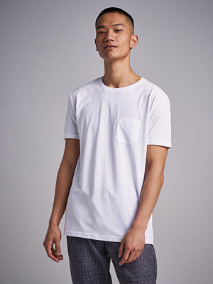 T-shirts - Studio Total Andy SS Tee White