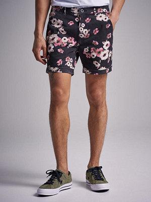 Shorts & kortbyxor - Studio Total Flower Shorts Black