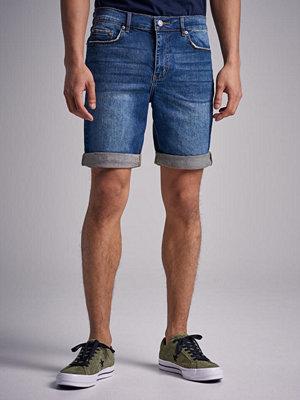 Shorts & kortbyxor - William Baxter Tom Shorts Mid Blue