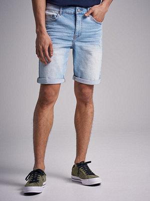 Shorts & kortbyxor - William Baxter Tom Shorts Light Blue