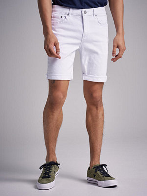 Shorts & kortbyxor - William Baxter Tom Shorts White