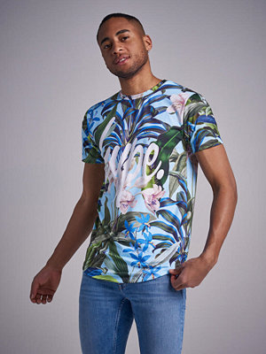 T-shirts - Hype Tropical Script Multi