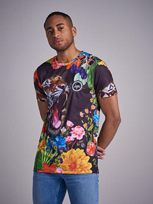 T-shirts - Hype Tiger Flower Multi