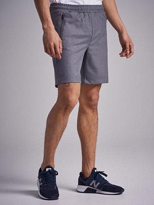 Shorts & kortbyxor - Just Junkies Flex Shorts 2.0 Bis Mid Grey Mel