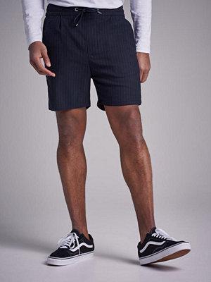 Shorts & kortbyxor - Just Junkies Main Shorts New Stripe Navy