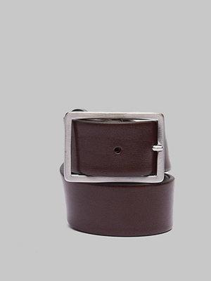 Bälten & skärp - KAV Hult 0052 Dark Brown