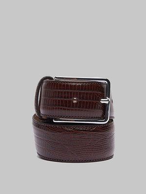 Bälten & skärp - Saddler 78713 Belt Dark brown