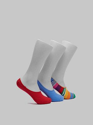 Strumpor - Happy Socks 3-pack Liner Socks 6300 Mix