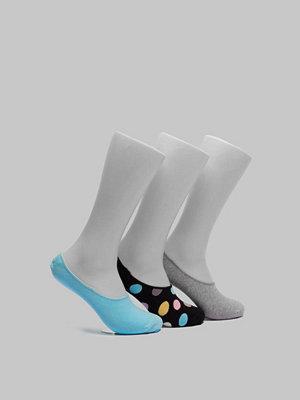 Strumpor - Happy Socks 3-pack Liner Socks 9001 Mix