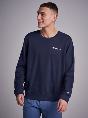 Tröjor & cardigans - Champion American Classic Small Logo Sweat Navy