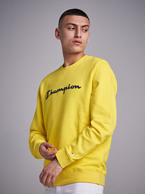 Tröjor & cardigans - Champion American Classi Crew Yellow