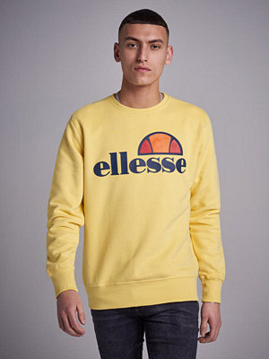 Tröjor & cardigans - Ellesse Succiso Light Yellow
