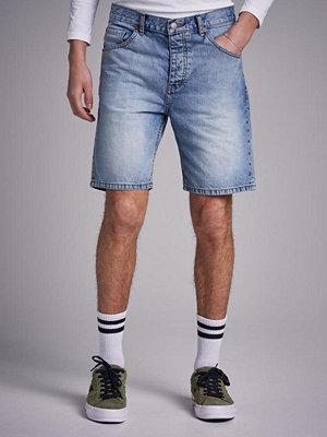 Shorts & kortbyxor - Dr. Denim Bay Short Steel Blue