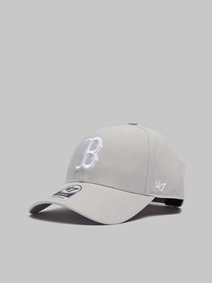 Kepsar - 47 Brand MLB Boston Red Sox Snapback Steel Grey