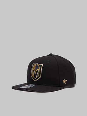 Kepsar - 47 Brand NHL Vegas Golden Knights No Shot Black