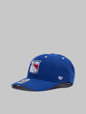 Kepsar - 47 Brand NHL New York Rangers Audible Royal