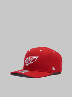 Kepsar - 47 Brand NHL Detroit Red Wings Audible Red