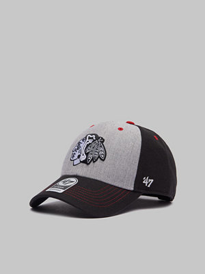 Kepsar - 47 Brand NHL Chicago Blackhawks Formation Black