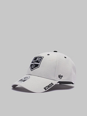 Kepsar - 47 Brand NHL LA Kings Defrost Grey
