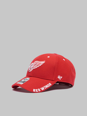 Kepsar - 47 Brand NHL Detroit Red Wings Defrost Red
